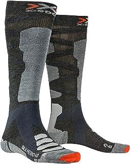 X-Socks, Ski Silk Merino 4.0 Calcetines De Invierno Merino Calcetines De Esquí Hombre
