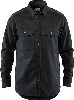 Fjallraven - Men's Ovik Re-Wool Shirt Longsleeve