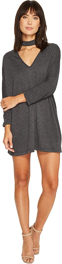 Culture Phit - Jordanne Long Sleeve Choker Dress