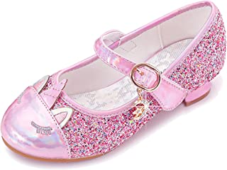 احذية وفساتين للبنات من فيرداور لحفلات الزفاف، فساتين وصيفات العروس بتفاصيل ورود وكعوب لامعة احذية اميرات للاطفال الصغار