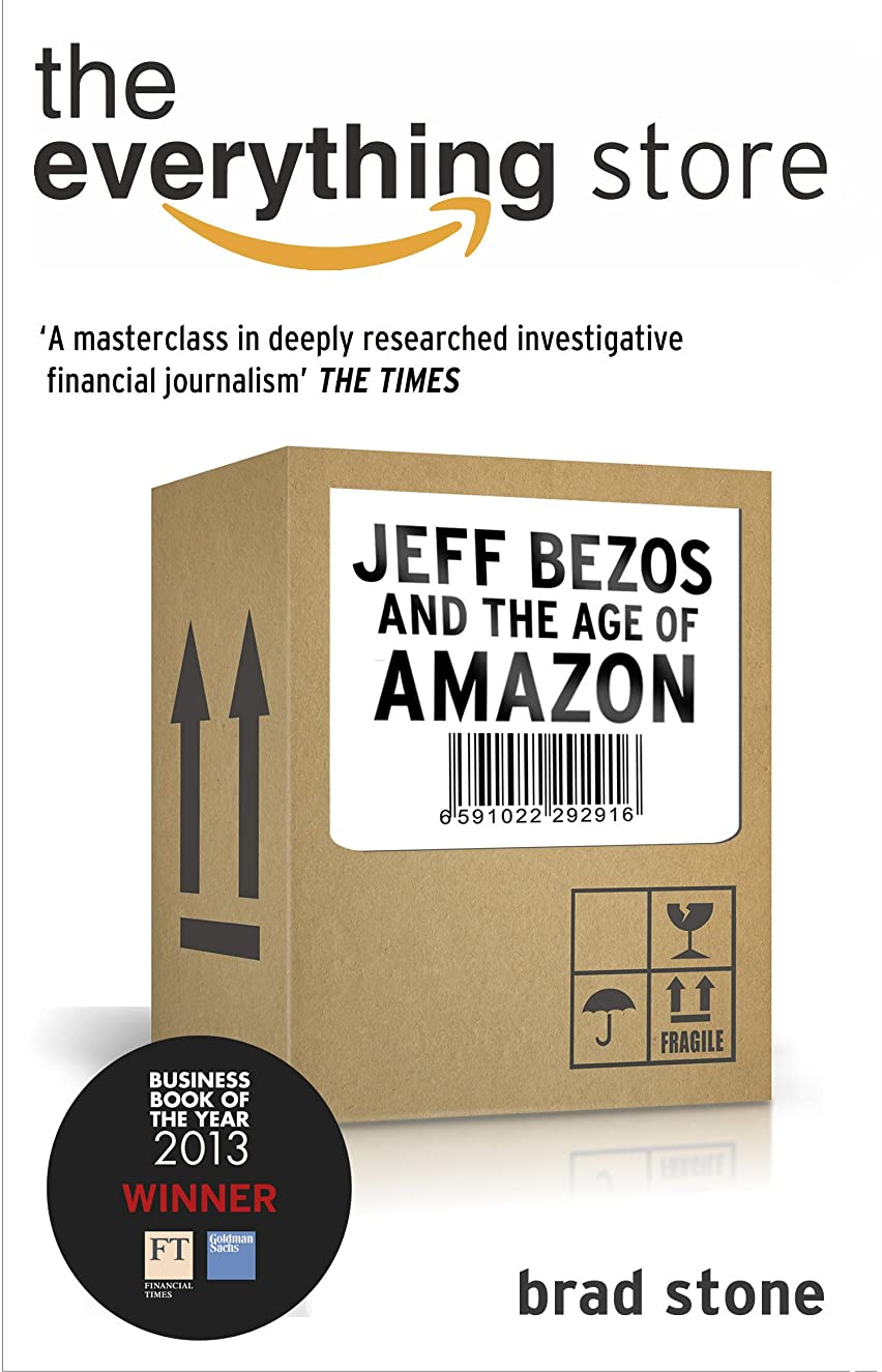 モディッシュ十分ジムThe Everything Store: Jeff Bezos and the Age of Amazon (English Edition)