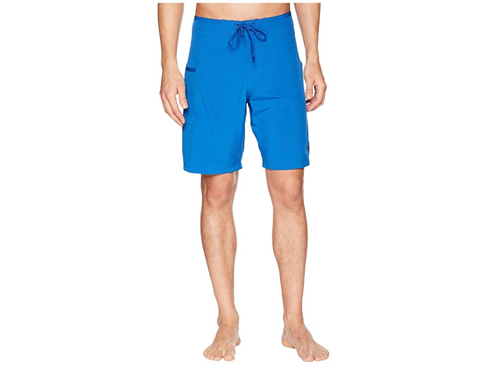 Prana Catalyst Short (Island Blue) Men
