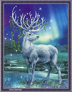Best stag cross stitch Reviews