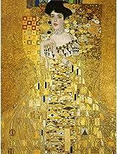 Wee Blue Coo Gustav Klimt Portrait of Adele Bloch Bauer I Old Art Painting Print 12x16 Inch 30x40cm 1152OM