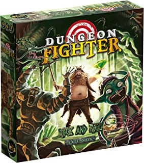 IELLO Dungeon Fighter: Rock & Roll Game