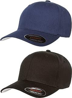 2-Pack Premium Original Cotton Twill Fitted Hat …