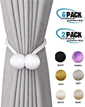 Best curtain holdback clips Reviews