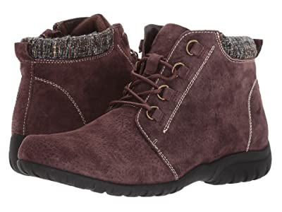 Propet Delaney (Brown Suede) Women