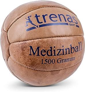 comprar comparacion trenas Balón Medicinal de Cuero – 800 g – 1000 g – 1500 g – 2000 g – 3000 g – 4000 g – 5000 g