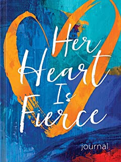 HER HEART IS FIERCE JOURNAL