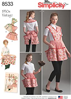Simplicity Vintage US8533A Sewing Pattern Crafts, A (S-M-L)