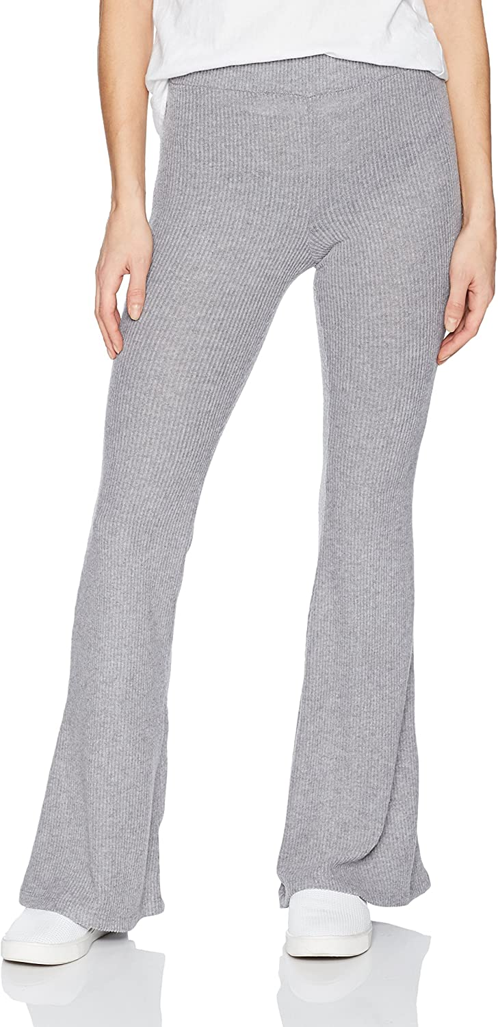 Volcom Women's Lil Fitted Rib Fleece Sweatpant