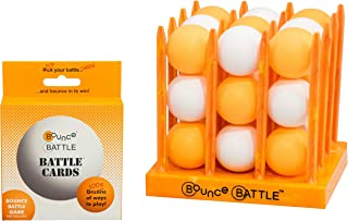 Bounce Battle Game Set Plus Battle Cards!!! - an Addictive Game of Strategy, Skill & Chance