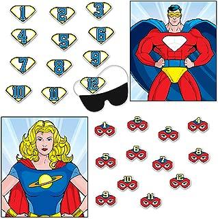Best superman party games Reviews