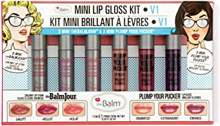 The Balm - Mini Lip Gloss Kit V1