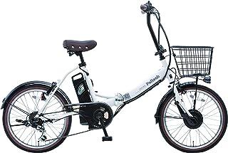 PELTECH(ペルテック) 折り畳み電動アシスト自転車 20インチ折り畳み外装6段変速8AHバッテリー 【簡易組立必要品】(TDN-206) ペルテック(Peltech)
