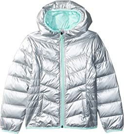 UA Meta Mallowpuff Down Jacket (Little Kids)