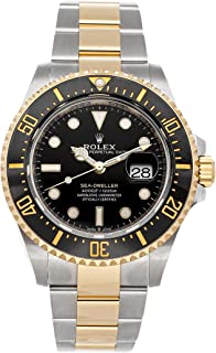 Sea-Dweller Mechanical (Automatic) Black Dial Mens Watch 126603 (Certified Pre-Owned)