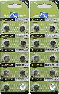 AG9 936A SR936SW LR936 LR45 SR45 SR93 Button Cell Batteries [20-Pack]