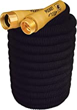 New Pocket Hose Top Brass Bullet by BulbHead No Kinking Or Leaking With Solid Brass..