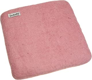 Woolbuddy Needle Felting 100% Woolen Mat (Pink) Size XL