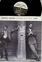 MONTELL JORDAN - I LIKE - 12 inch vinyl record