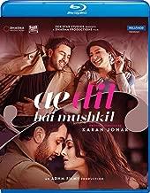Ae Dil Hai Mushkil Hindi Blu Ray - 2016 Bollywood Film