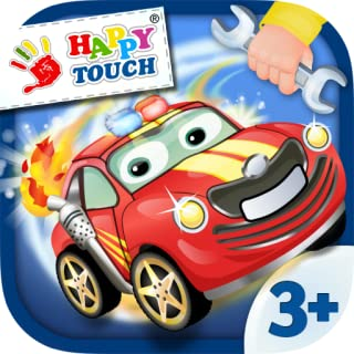 Dream Cars Factory for Kids by Happy-Touch® Free