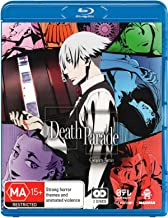 Death Parade Complete Series (Blu-ray)