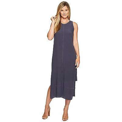 NIC+ZOE Stitched Up Dress (Slate) Women