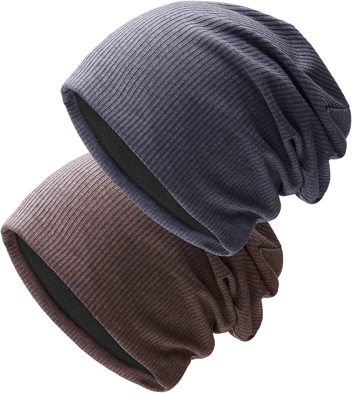 KPWIN Slouchy favorite Beanie Bargain Hat for Women Winter Knit Oversize Men