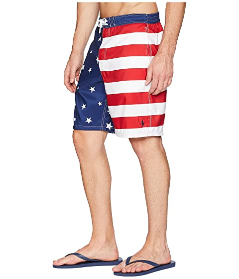 Americana Flag Polo Ralph Swim Flag Kailua Trunk Americana Lauren wEaRE1