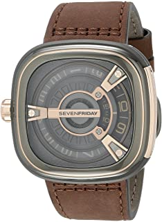 SEVENFRIDAY Seven Friday M Series Automatic Black Dial Men's Watch