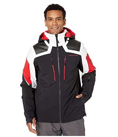 Obermeyer Foundation Jacket Tall (White) Men