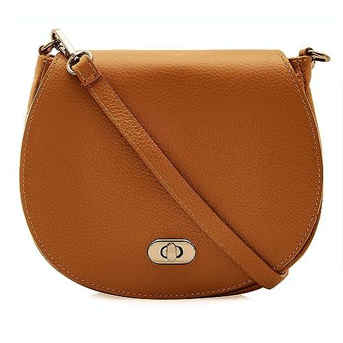 Tan Leather Shoulder Bag  Amazon.co.uk 58cb7d6c55021