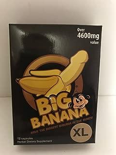 BIG BANANA XL Male Enhancement, All Natural Male Enhancement, Have the Biggest XL Banana in the bunch (4)
