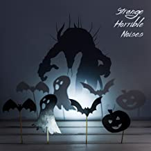 Strange Horrible Noises: Sounds Mix for 2019 Halloween, Music Like from a Horror Movie