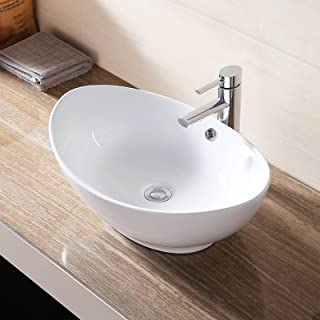 Best bowl sinks for bathrooms with vanity Reviews