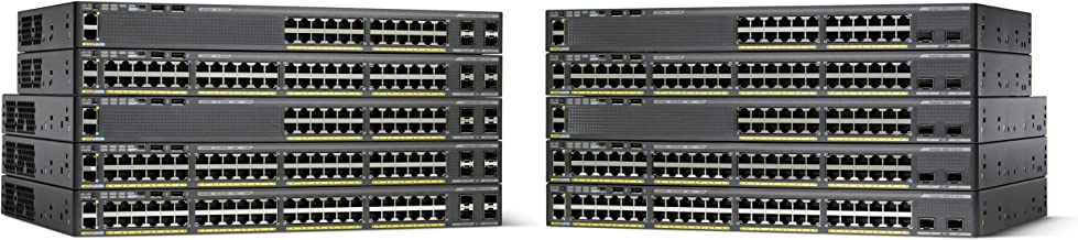 Cisco Catalyst 2960X-48TS-L 48 Port Ethernet Switch