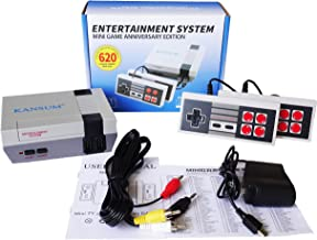 Classic Retro Family Game Console - with 620 Games ,Consoles Video Games, Built in 600 Video Games Consoles, (AV Out Cabl...