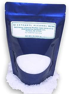 SZ Cetearyl Alcohol (50/50) 1 Lb