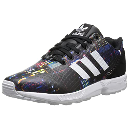 Adidas Zx Flux Nps Mens Running Shoes Size US 9, Regular Width, Color BlackBluePink