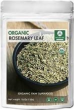 Naturevibe Botanicals Organic Whole Rosemary leaf, 1 Pound...[Packaging may vary]