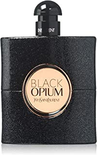 YSL Eau De Parfum Spray for Women, Black Opium, 3 Ounce