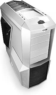Zalman Z11 Plus-W ATX Gaming Mid Tower Computer Case, White