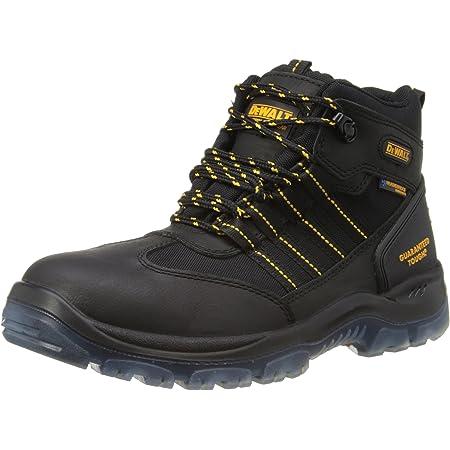 Dewalt Nickel Black Waterproof Boots Size 11