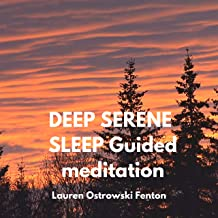 Deep Serene Sleep Guided Meditation