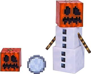 Minecraft Series 3 Wave 1 Snow Golem Pack
