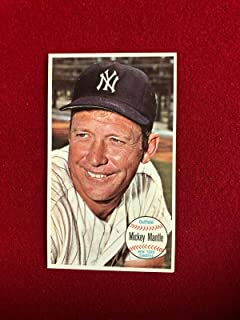 1964, Mickey Mantle,