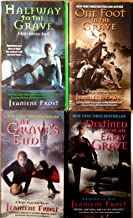 Night Huntress 4 Book Collection: Halfway to the Grave, One Foot in the Grave, At Grave's End, Destined for an Early Grave